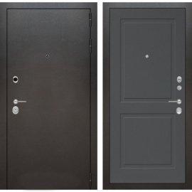 Входная металлическая дверь Бордер ФЛ-11 Графит софт