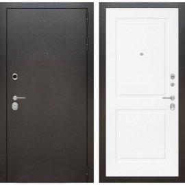 Входная металлическая дверь Бордер ФЛ-11 Белый софт