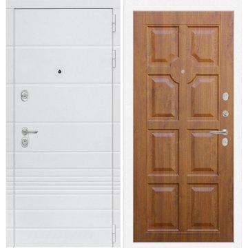 Входная дверь Классика ФЛ-17 Золотой дуб
