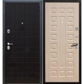 Сенатор Тетрис 3к ФЛ-183 Венге / Беленый дуб входная стальная металлическая дверь