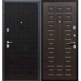 Сенатор Тетрис 3к ФЛ-183 цвет Венге / Венге входная стальная металлическая дверь