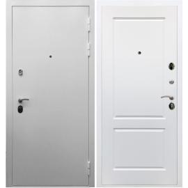 Входная металлическая дверь Сенатор Триумф 3к ФЛ-117 Белый силк сноу
