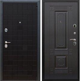 Сенатор Тетрис 3к ФЛ-2 цвет Венге / Венге входная стальная металлическая дверь