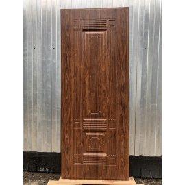 Входная металлическая стальная дверь Йошкар-Ола Senator ФЛ-2 цвет Берёза морёная