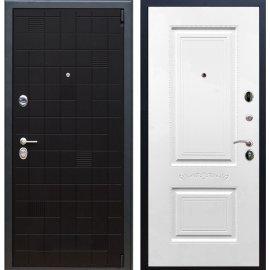 Сенатор Тетрис 3к Смальта 04 цвет Белый силк сноу входная стальная металлическая дверь