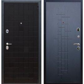 Сенатор Тетрис 3к ФЛ-289 цвет Ясень чёрный входная стальная металлическая дверь