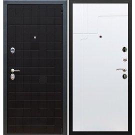 Сенатор Тетрис 3к ФЛ-246 цвет Белый софт входная стальная металлическая дверь
