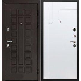 Входная металлическая дверь Йошкар-Ола Senator ФЛ-246 цвет Белый софт