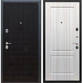 Сенатор Тетрис 3к ФЛ-117 Цвет Сандал белый входная стальная металлическая дверь