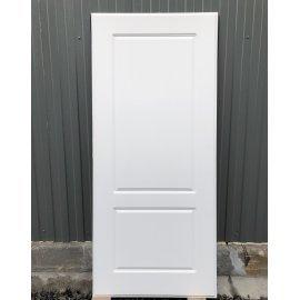 Сенатор Премиум 3к ФЛ-117 цвет Белый силк сноу входная стальная металлическая дверь