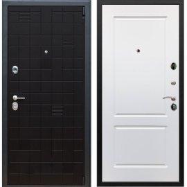 Сенатор Тетрис 3к ФЛ-117 цвет Белый софт входная стальная металлическая дверь