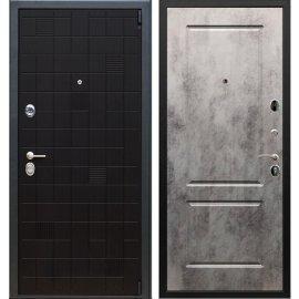Сенатор Тетрис 3к ФЛ-117 цвет Бетон темный входная стальная металлическая дверь