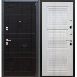 Сенатор Тетрис 3к ФЛ-1 цвет Сандал белый входная стальная металлическая дверь