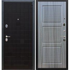 Сенатор Тетрис 3к ФЛ-1 цвет Сандал серый входная стальная металлическая дверь