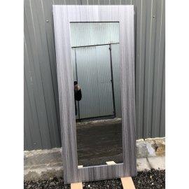 Входная стальная дверь Йошкар-Ола Senator 3к Пастораль цвет Сандал серый с ударопрочным Зеркалом