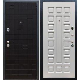 Сенатор Тетрис 3к ФЛ-183 цвет Белый ясень входная стальная металлическая дверь
