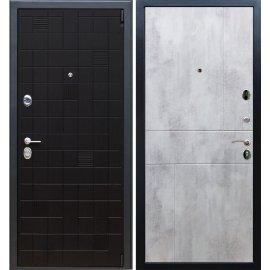 Сенатор Тетрис 3к ФЛ-290 цвет Бетон светлый входная стальная металлическая дверь