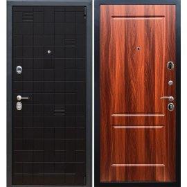 Сенатор Тетрис 3к ФЛ-117 цвет Орех итальянский входная стальная металлическая дверь