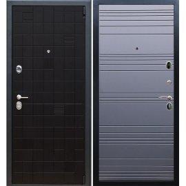 Сенатор Тетрис 3к ФЛ-14 цвет Графит софт входная стальная металлическая дверь