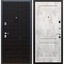 Сенатор Тетрис 3к ФЛ-117 цвет Бетон светлый входная стальная металлическая дверь