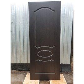 Входная стальная дверь Сенатор ФЛ-128 цвет Венге