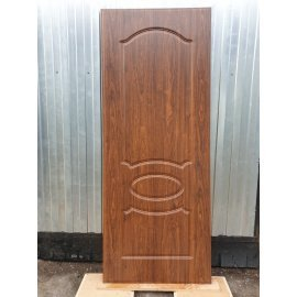 Входная металлическая стальная дверь Йошкар-Ола Senator ФЛ-128 цвет Тёмный Орех