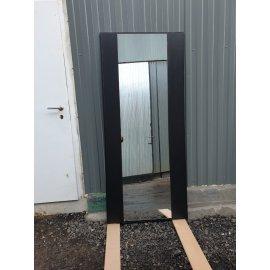 Сенатор Премиум 3к с противоударным Зеркалом СБ - 16 цвет Венге / Венге входная стальная металлическая дверь