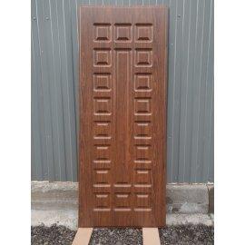 Входная металлическая двери Йошкар-Ола Премиум 3к Венге / Орех