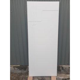 Сенатор Премиум 3к цвет Белый силк сноу ФЛ-246 входная стальная металлическая дверь