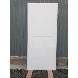 Сенатор Премиум 3к цвет Белый силк сноу ФЛ-290 входная стальная металлическая дверь