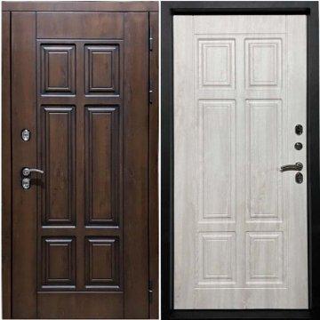 Входная дверь Терморазрыв Премиум класса Винорит | Сосна белая