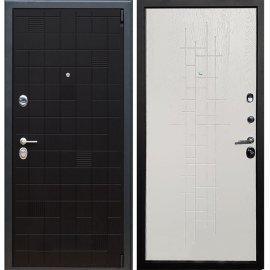 Сенатор Тетрис 3к ФЛ-289 цвет Белый ясень входная стальная металлическая дверь