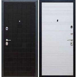 Сенатор Тетрис 3к ФЛ-14 цвет Белый софт входная стальная металлическая дверь