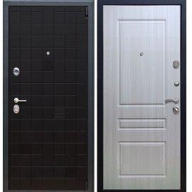 Сенатор Тетрис 3к ФЛ-243 цвет Сандал белый входная стальная металлическая дверь