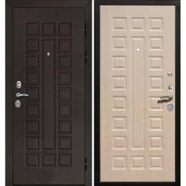 Входная металлическая дверь Йошкар-Ола Senator ФЛ-183 цвет Беленый дуб