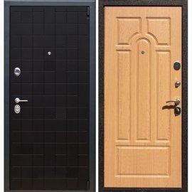 Сенатор Тетрис 3к Арка цвет Дуб светлый входная стальная металлическая дверь