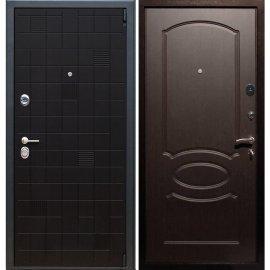 Сенатор Тетрис 3к ФЛ-128 цвет Венге / Венге входная стальная металлическая дверь