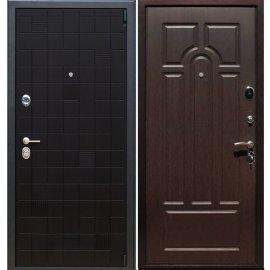 Сенатор Тетрис 3к Арка цвет Венге входная стальная металлическая дверь
