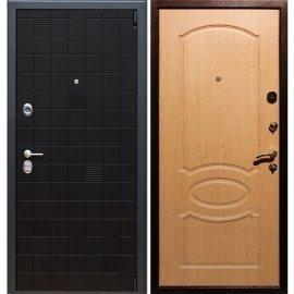 Сенатор Тетрис 3к ФЛ-128 цвет Дуб светлый входная стальная металлическая дверь