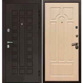 Входная стальная металлическая дверь Йошкар-Ола Senator ФЛ-58 цвет Беленый дуб
