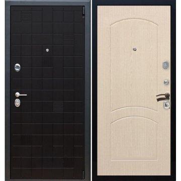 Сенатор Тетрис 3к ФЛ-110 цвет Беленый дуб входная стальная металлическая дверь
