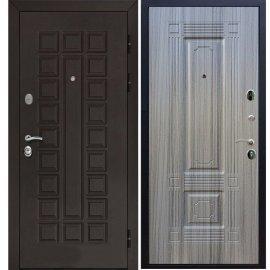 Входная металлическая стальная дверь Йошкар-Ола Senator ФЛ-2 цвет Сандал серый