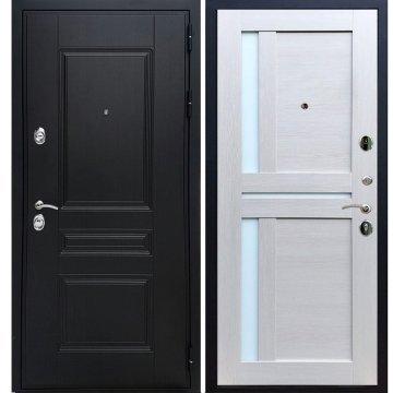 Входная дверь Премиум -H СБ -18 Лиственница бежевая