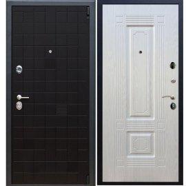 Сенатор Тетрис 3к ФЛ-2 цвет Венге / Лиственница беж входная стальная металлическая дверь