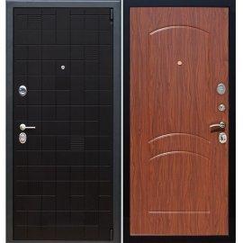Сенатор Тетрис 3к ФЛ-110 цвет Орех темный входная стальная металлическая дверь