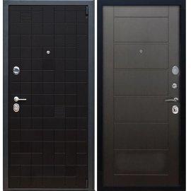 Сенатор Тетрис 3к Сити цвет Венге входная стальная металлическая дверь