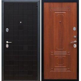 Сенатор Тетрис 3к ФЛ-2 Венге / Итальянский Орех входная стальная металлическая дверь